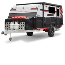 Jayco Camper Trailer Hitch + Spare wheel + Wiring